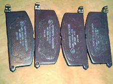 Disc brake pads, front, Toyota MR2 mk1, Sera, Starlet, Paseo, 4 pad set