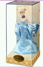 DISNEY CINDERELLA PRINCESS DESIGNER DOLL LIMITED EDITION--NEW