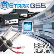 Stark 55W Micro HID Fog Light Slim Xenon Kit - H7 10K 100000K Ice Blue