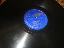 78RPM Vocalion 5037 Patricia Norman, Shadows / Wanna Hat with Cherries V to V+