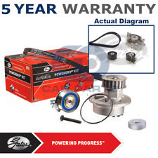 Gates Timing Belt Water Pump Kit For Citroen Fiat Ford Peugeot KP25633XS