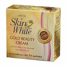 Skin White Gold Beauty Cream MERCURY FREE, STEROIDS FREE 100% ORIGINAL
