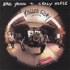 NEIL YOUNG AND CRAZY HORSE ragged glory (CD album) alternative, country rock
