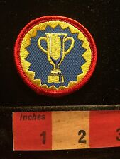 "Cool 2"" Jacket Patch ~ Golden Victory Cup Award 66WP"