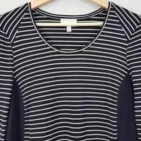 WITCHERY   Womens Striped Top [ Size XS or AU 8 / US 4 ]
