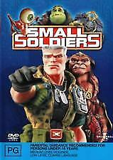 Small Soldiers (DVD, 2003) R4