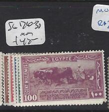 EGYPT  (PP1808B)   SG  126-130     MOG