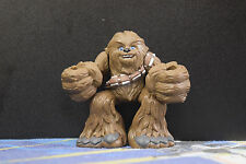 Star Wars Galactic Heroes Chewbacca 2001 Smiling Happy Wookie Loose