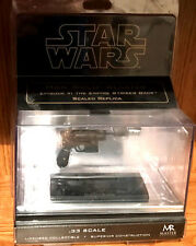 Master Replicas SW-341 HAN SOLO BLASTER Scaled Replica .33 Scale