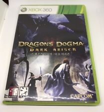 Dragon's Dogma Dark Arisen Korean Version XBOX 360 Capcom Korea