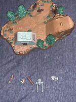 Vintage Micro Machine Star Wars Playset Galoob 1990s Toys