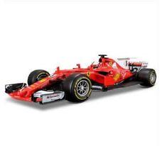 Bburago 1:18 2017 FERRARI FORMULA 1 F1 SF70H Sebstian Vettel Diecast Car Model