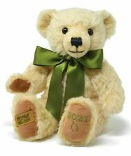 More details for merrythought 2021 mohair bear year bear - ltd edition of 200**special offer*****
