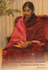 Mother Meeras genade-wijsheid Van Mother Meera-DUTCH edition NEW
