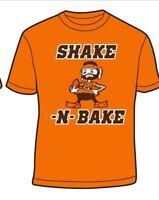 Cleveland Browns Shake and Bake Baker Mayfield #6 T Shirt Elf Shirt SHAKE N BAKE