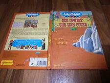 PLAYMOBIL BOOKS -- der COWBOY und sein PFERD // Pop-up Bilderbuch 1998