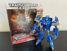 Transformers Prime - Voyager Ultra Magnus (MIB, 100% Complete)