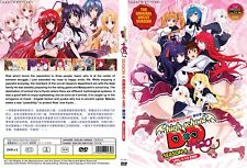 ANIME DVD~UNCUT~ENGLISH DUBBED~High School DXD:Hero(1-13End)FREE SHIPPING+GIFT