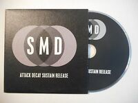 SMD : ATTACK DECAY SUSTAIN RELEASE ▓ CD ALBUM PORT GRATUIT ▓
