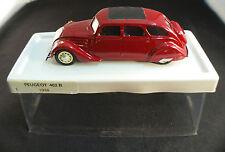 Dubray ◊ Peugeot 402B 1938 ◊1/43◊ en boîte / boxed ◊ RARE