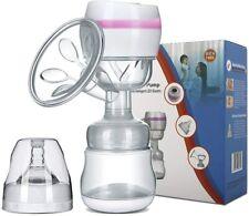 Breast Pump Breastfeeding Milk Pump Quiet USB Rechargeable 3 Mode/20 Level