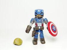 Marvel Minimates Series 40 Captain America Movie - Captain America