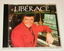 TWAS THE NIGHT BEFORE CHRISTMAS Liberace (CD, 1999,KRB)