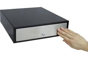 Kassenschublade platzsparend - Kassenlade mechanische Öffnung - Geldlade push