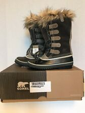 Mis-match SOREL Joan of Arctic SIZE 6.5 / 7 Waterproof Fur Winter Boots ZE-1000