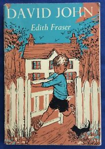EDITH FRASER David John 1958 1st Edition Softcover