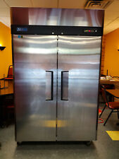 Turbo Air Commercial Freezer 47 cu. ft. w/ 2 Solid Doors M3F47-2