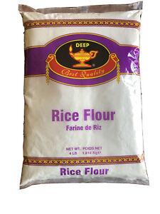 Rice Flour - 4lb Bag, USA Seller, Free Shipping!