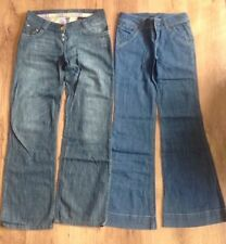 Denim Boyfriend Faded Jeans NEXT for Women