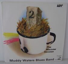 Muddy Waters Blues Band The Warsaw Session Import Vinyl Poljazz Records PSJ80
