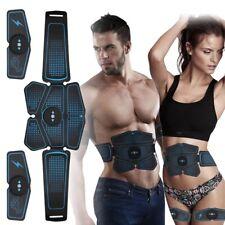 Abdominal Muscle Stimulator Trainer EMS Abs Fitness Enhancer ElectroStimulator