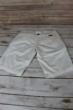 TYTE American Standard White Mini Short Shorts Size 3 Made In China, A1