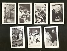 Lot/Set Of 7 Cards~MGM Movies 1945-1954~GENE KELLY ~ NM-MINT Condition