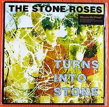 THE STONE ROSES - TURNS INTO STONE   180g Audiophile LP   Music On Vinyl  SEALED