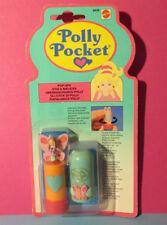 Polly Pocket Mini nuevo ♥ pop ups Butterfly ♥ lápiz labial ♥♥ 1992 ♥ OVP ♥ New ♥