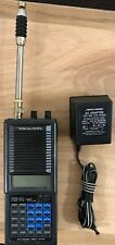 Realistic PRO-34 200 Channel UHF VHF Programmable Scanner w/ Power Supply