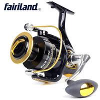 4.2:1 Spinning Reel Ultralight Aluminum Alloy Fast Action L/R-Hand Fishing Reels