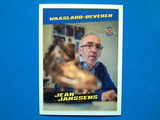 Panini Pro League 2016 n.391 Janssens Waasland-Beveren