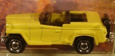 Matchbox '48 Willys Jeepster yellow 2019 Jeep series
