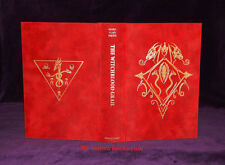 THE WITCHBLOOD GRAIL by Mark Alan Smith Signed HC, Grimoire Primal Craft