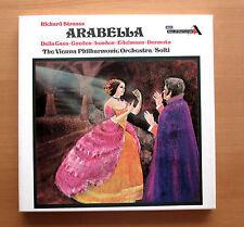 GOS 571-3 Richard Strauss Arabella Della Casa Gueden Solti 3xLP Decca NM/EX