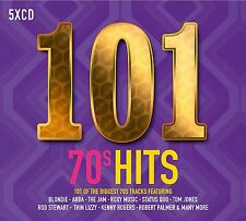 101 70s Hits Various Artists Audio CD