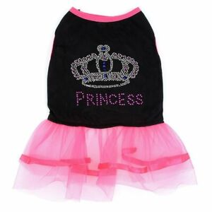 Yorkshire Terrier XSmall Lace Tutu Skirt Pet Dress Dog Clothes Puppy Clothing