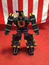 VINTAGE 2002 Thunder Megazord - Power Rangers Figure - Bandai Saban Ninja Storm