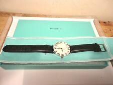 Tiffany & Co ATLAS Watch Silver 925 Automatic New Men's 38mm