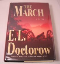 The March - SIGNED by E. L. Doctorow - 1st Edition / 1st Printing (B291)